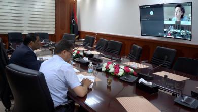"""Photo of """"عدل"""" الوفاق تعقد اجتماعا مغلقا مع لجنة العقوبات الأممية"""