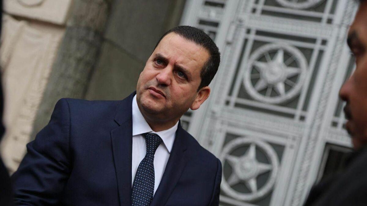 وزير الخارجية والتعاون الدولي بالحكومة الليبية عبدالهادي الحويج