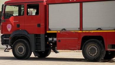 "Photo of ""السلامة الوطنية"": سيارات الإطفاء تعطلت لاستعمالها في نقل المياه"