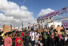 Photo of مظاهرة حاشدة في بنغازي رفضاً للتدخل التركي