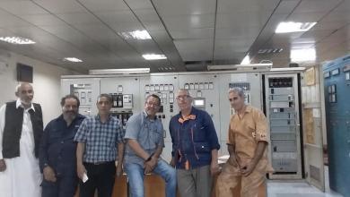 "Photo of ""كهرباء الليبية"".. تشغيل محطة لملودة"
