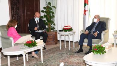 Photo of تبون: الحل السياسي السبيل الوحيد لوقف إراقة الدماء في ليبيا