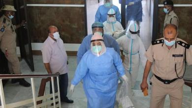 Photo of للحد من انتشار كورونا.. سحب 118 عينة من أعضاء جهاز المباحث الجنائية