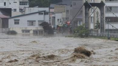 صورة فيضانات في بنغلاديش تُشرّد آلاف السكان