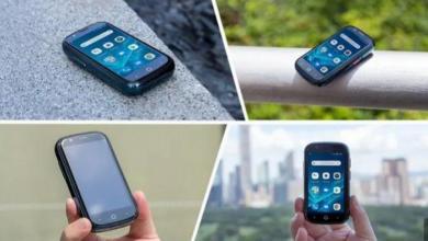 صورة Unihertz تستعد لإطلاق أصغر هاتف ذكي في العالم