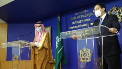 صورة وزير الخارجية السعودي يكشف عن الحل الوحيد لإنهاء الأزمة في ليبيا