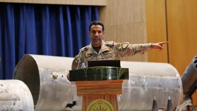 """Photo of السعودية تعترض صاروخين و """"6"""" طائرات مسيرة أطلقها الحوثيون نحو المملكة"""