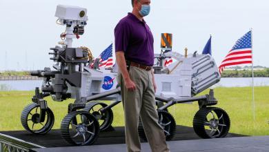 """Photo of """"ناسا"""".. مركبة فضائية إلى المريخ بحثاً عن حياة قديمة"""
