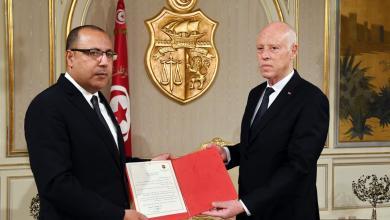 صورة الرئيس التونسي يكلف وزير الداخلية بتشكيل حكومة جديدة