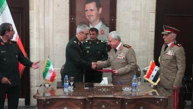 Photo of سوريا توقع اتفاقية شاملة للتعاون العسكري مع إيران