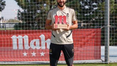 """Photo of بنزيما """"لاعب الموسم"""" مع ريال مدريد"""