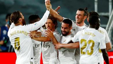 Photo of ريال مدريد على بعد خطوة من لقب الليغا