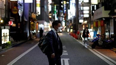 Photo of اليابان تُسجّل زيادة قياسية في عدد إصابات كورونا