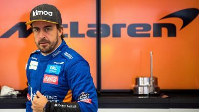 صورة فيرناندو ألونسو يعود إلى حلبات الفورمولا1