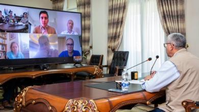 """Photo of نقاش """"باشاغا و """"ستيفاني""""حول نزع سلاح التشكيلات المسلحة"""