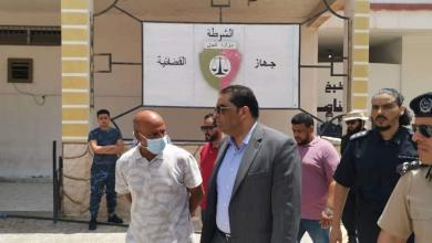 Photo of لملوم يقف على أوضاع مؤسسة إصلاح عين زارة