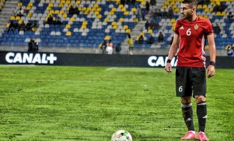 Photo of الترهوني يجري اختبار كورونا تأهباً لعودة الدوري المصري