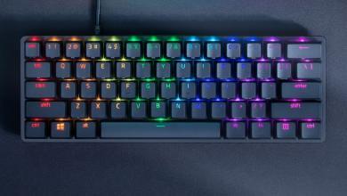 Photo of لوحة مفاتيح من Razer لكتابة بدون ضجة