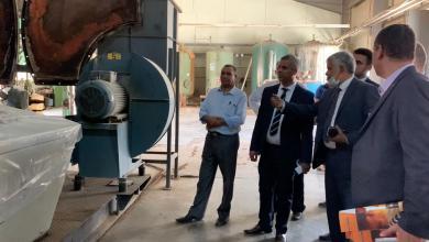 Photo of صندوق الإنماء يبحث تعزيز مجمع الصناعات الصوفية