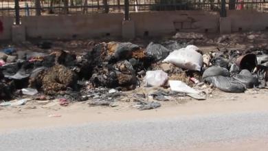"""صورة """"أزمة القمامة"""" تعود لطرابلس.. وتنذر بكارثة"""