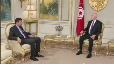 "Photo of ""بومطاري"" يلتقي الرئيس التونسي لبحث الاتفاقيات التجارية"