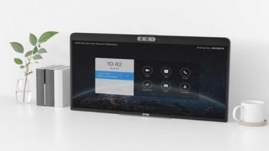 Photo of جهاز جديد للاجتماعات عبر الفيديو