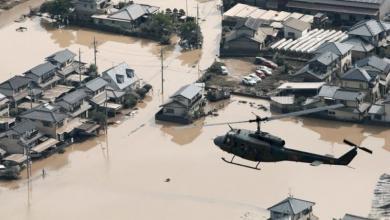 "Photo of اليابان تُحذر مواطنيها من ""فيضانات مُدمّرة"""