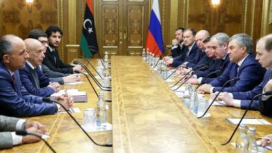 Photo of عقيلة صالح يكشف أسباب زيارته إلى موسكو