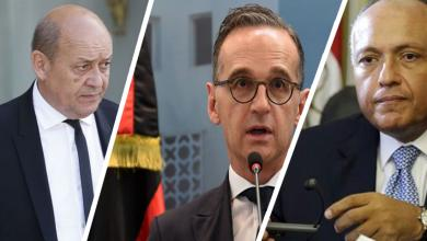 Photo of اتصالات مصرية مع فرنسا وألمانيا بشأن الملف الليبي