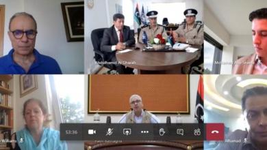 Photo of البعثة وداخلية الوفاق تبحثان إصلاح الأمن ونزع السلاح