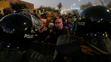 صورة غضب شعبي في العراق من استمرار عمليات اغتيال الناشطين