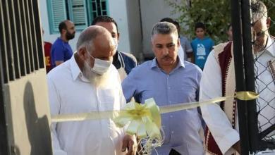 صورة دعماً للشباب.. افتتاح ملعبين لكرة القدم في الكفرة
