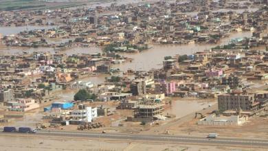 Photo of أضرار وخسائر بسبب الأمطار والسيول في السودان