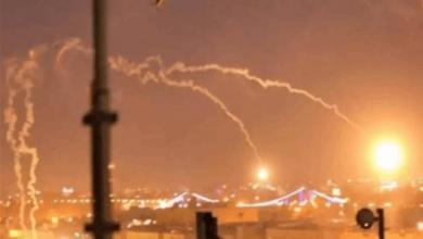 صورة العراق.. سقوط صاروخ على المنطقة الخضراء ولا إصابات