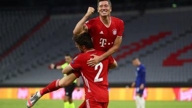 Photo of بايرن ميونخ يلحق بالمتأهلين إلى ربع نهائي الأبطال