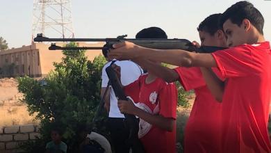 صورة الزنتان تحتضن البطولة الأولى للرماية بالبندقية الهوائية