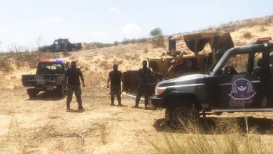Photo of الإطاحة بعصابة تنتهك ملكية غابات القره بوللي