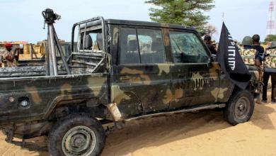 صورة داعش يحتجز مئات الرهائن المدنيين في نيجيريا