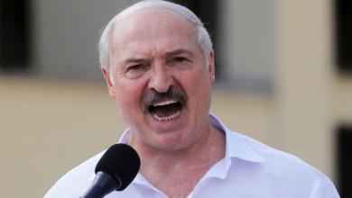 صورة إضراب عام في روسيا البيضاء استجابة لدعوة المعارضة