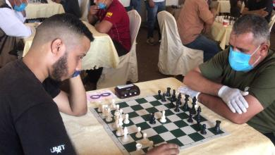 صورة الجميل تحتضن بطولة الشطرنج الأولى لبيوت الشباب