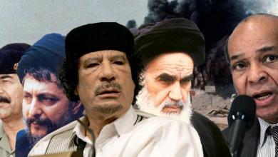 """صورة شلقم: القذافي دعم الخميني لحساسيّته من صدام.. وهذه """"أسرار"""" زياراتنا إلى إيران"""