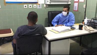 Photo of عمل متواصل لقسم الطوارئ بمستشفى غدامس