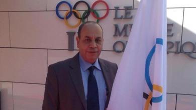 """صورة تكليف """"قريميدة"""" مستشارا لرئيس اللجنة الأولمبية الليبية"""