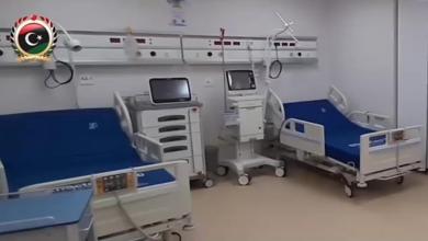 Photo of افتتاح مركز عزل صحي بمستشفى الدرن في مصراتة
