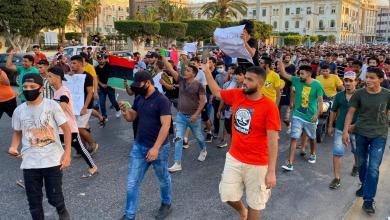 صورة حراك 23 أغسطس يدعو لاستئناف التظاهر.. ويحدد الموعد