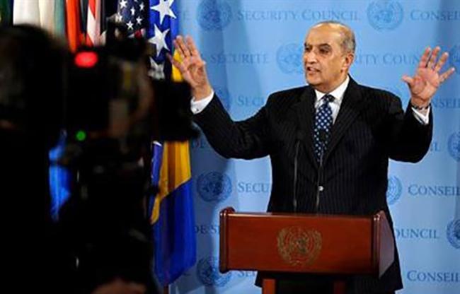 مندوب الجامعة العربية لدى الأمم المتحدة، السفير ماجد عبدالفتاح