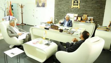 """صورة منظمة الأمن العالمية تؤكد شرعية ديوان المحاسبة التابع لـ """"النواب"""""""