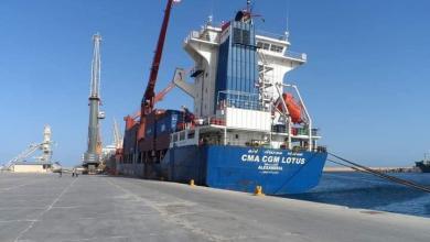 Photo of ميناء بنغازي يستقبل سفينتي بضائع وحبُوب