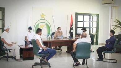 صورة الأهلي طرابلس يُجهّز احتفالية ذكرى تأسيسه