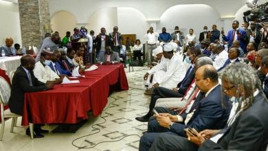 """صورة الحكومة السودانية وحركات دارفور تقتربان من """"اتفاق شامل"""""""